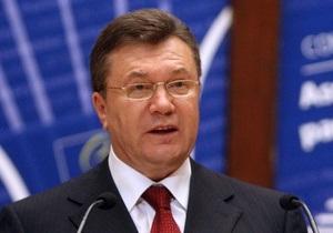 Источник в Страсбурге: Депутатов ПАСЕ попросили не ставить неудобных вопросов Януковичу