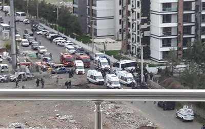 В Турции задержали исполнителя теракта в Диярбакыре