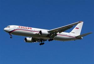 Самолет, летевший из Египта в Россию, совершил аварийную посадку в Симферополе