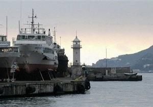 На базе портов Севастополя и Ялты создадут два курортных терминала