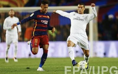 Реал обыграл Барселону в чемпионате Испании
