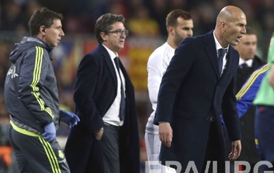Зидан: Я полностью доволен игрой Реала, но победа дала нам только три очка