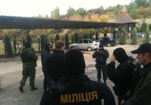 Вице-спикер Рады просит Могилева расследовать инцидент в доме нардепа Суслова