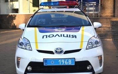 В Киеве 20 человек штурмовали управление полиции