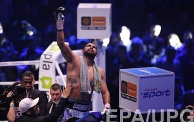 Молина: Я хочу драться с победителем боя Мартин - Джошуа