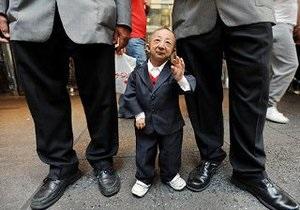 В Италии скончался самый маленький в мире человек