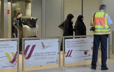 В Германию прибыла первая группа сирийцев