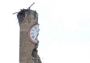 Фотогалерея: Семеро погибших и тысячи эвакуированных. Разрушительное землетрясение в Италии