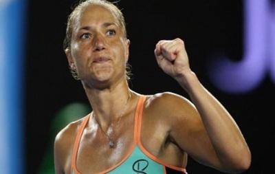Теннис: Бондаренко победила в Чарльстоне, Цуренко покидает Польшу