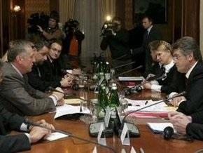 Украина выступает за переход на рыночную цену на газ - Ющенко