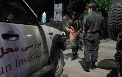 В Афганистане подорвался смертник: шесть погибших