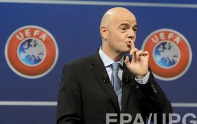 Панамский архив привел полицию в штаб-квартиру УЕФА