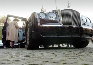У королевы Великобритании не завелся Bentley стоимостью 10 млн фунтов