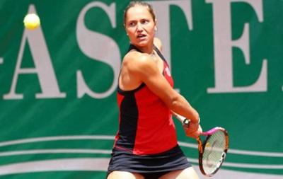 Теннис: Бондаренко упустила победу в Чарльтоне