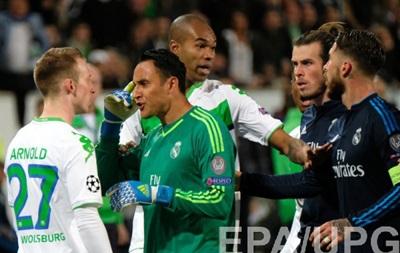 Гравець Реала під час матчу вибив зуб захиснику Вольфсбурга