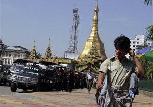 Масштабная компьютерная атака оставила Мьянму без интернета накануне выборов