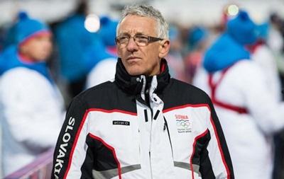 У мужской сборной Украины по биатлону новый тренер
