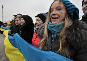 Соцопросы - независимость Украины - Почти 80% украинцев выступают против разделения страны на два государства