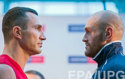 Команда Фьюри проанонсировала дату и место реванша с Кличко
