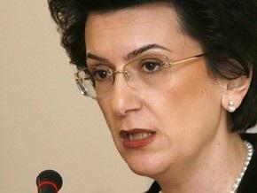 МВД Грузии показало пленку, где сторонники Бурджанадзе покупают оружие