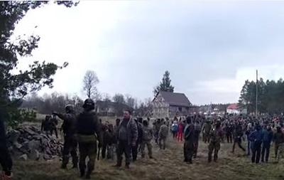 На Ровенщину ввели бойцов полка  Днепр-1