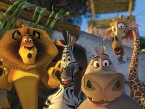 Украинцы первыми в мире увидят мультфильм Мадагаскар-2