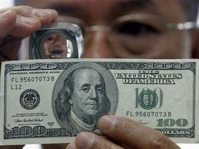 Курс продажи наличного доллара составляет 8,04-8,06 гривны