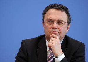 Немецкое правительство требует от украинских властей уважения к правам оппозиции