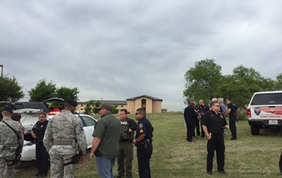 На авиабазе в США произошла стрельба, есть жертвы