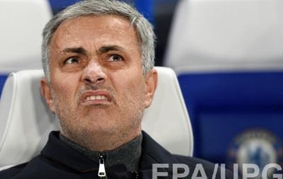 Моуринью: Я не хочу говорить ничего о Манчестер Юнайтед