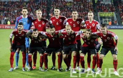 Украина сыграет с Албанией перед Евро-2016