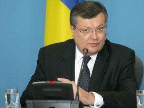 Грищенко: Украина никогда не обвиняла РФ в организации Голодомора