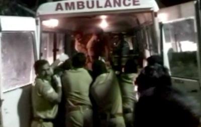 Более 100 человек погибли при пожаре в Индии
