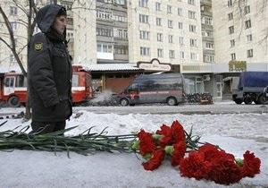 Число жертв трагедии в Перми достигло 109