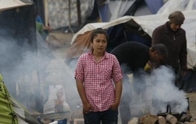 В Македонии против мигрантов применили слезоточивый газ