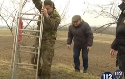 В Черкасской области разграбили тысячелетний скифский курган