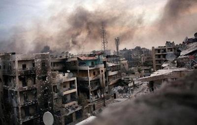 Дамаск и Москва планируют совместно отбить Алеппо