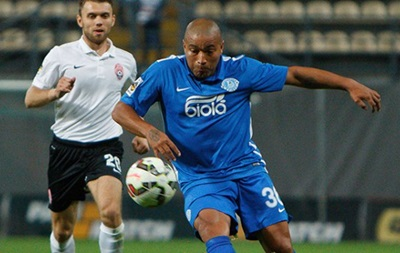 Захисник Дніпра: Налаштовуємося завершити сезон на мажорній ноті