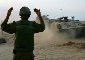 Израиль атаковал Газу, погибли не менее трех палестинцев