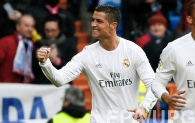 Криштиану Роналду: Задача Реала - выход в полуфинал Лиги чемпионов