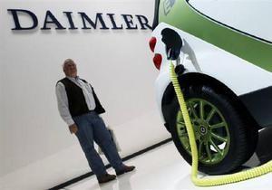 Daimler и Bosch намерены создать СП по выпуску двигателей для электромобилей