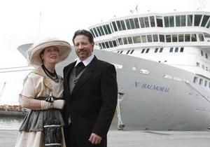 Фотогалерея: По маршруту Титаника. Мемориальный круиз к столетию легендарного кораблекрушения