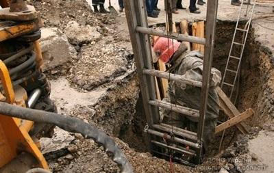 В Тернополе из-за обвала грунта погиб строитель