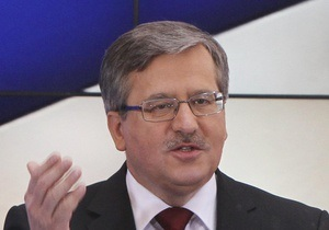 ЦИК Польши принял документы 23 кандидатов в президенты