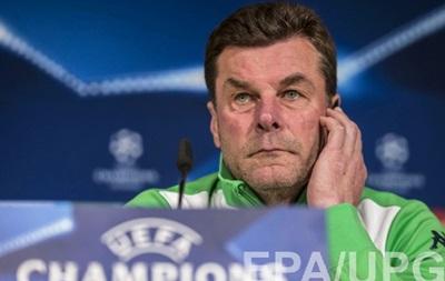 Тренер Вольфсбурга: Поздравляю Реал – мадридцы превзошли нас