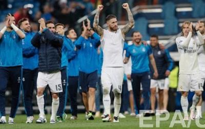 Реал повторил рекорд Барселоны в Лиге чемпионов