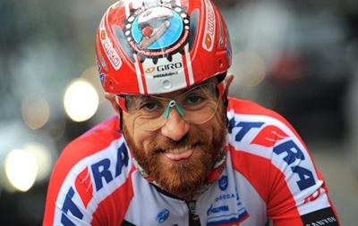 Італійський велогонщик дискваліфікований за вживання кокаїну