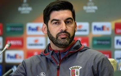 Тренер Браги: Містер Луческу - дуже досвідчений тренер