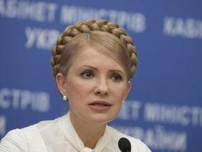 Тимошенко хочет отменить рыночный сбор с 2010 года
