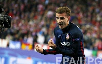 Нападающий Атлетико: Счастливы, что закончили матч в полном составе